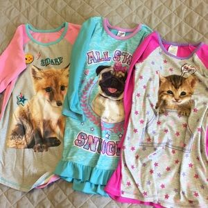Long Sleeve Nightgowns